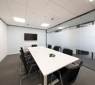 Merchants Court, Lord Street L2 office space – Meeting/Boardroom.