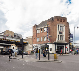 Kingsland Road EC1, EC2 office space – Building External