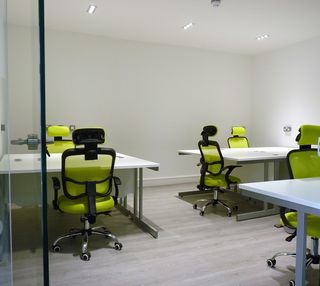 Bridgewater Street L2 office space – Private Office (different sizes available).