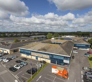 Wallisdown Road BH15 office space – Building External