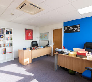 Breckfield Road South L2 office space – Private Office (different sizes available).