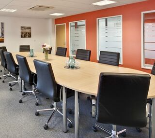 Breckfield Road South L2 office space – Meeting/Boardroom.