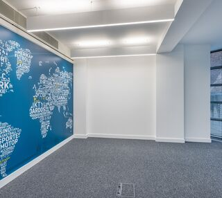 Procter Street WC1 office space – Private Office (different sizes available).