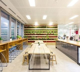 Finsbury Square EC2 office space – Shared Office