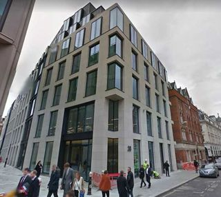 Chancery Lane WC2A office space – Building External