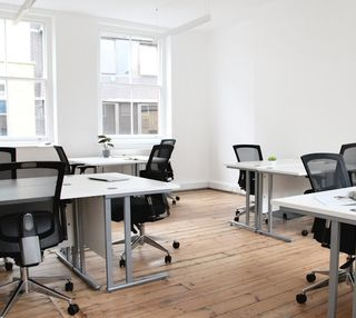 St John's Lane EC1 office space – Private Office (different sizes available).