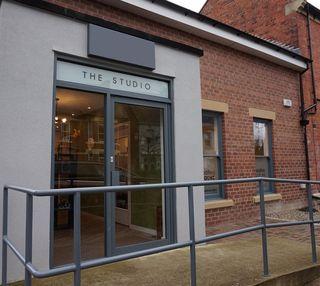 Osborne Road NE1 office space – Building External