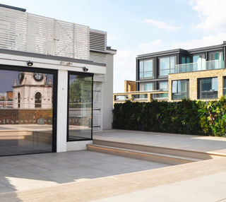 Marshalsea Road SE1 office space – Outdoor Area