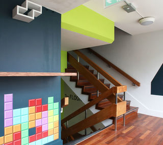 Marshalsea Road SE1 office space – Hallway