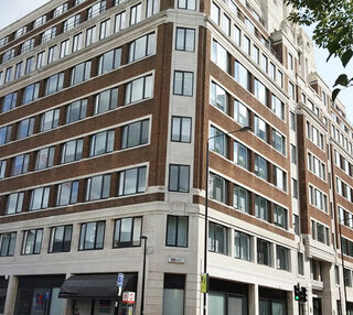 Eversholt Street NW1, W1 office space – Building External