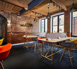 Hood Street M1 office space – Shared Office