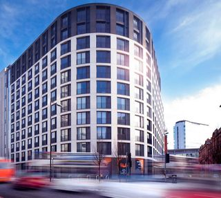 Piccadilly Place M1 office space – Building External