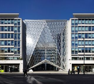 Baker Street NW1 office space – Building External