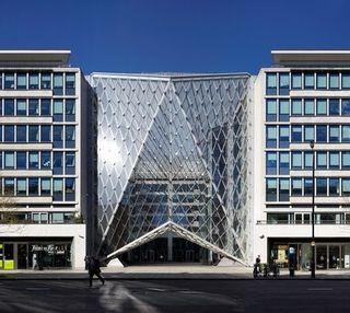 Baker Street NW1 office space – Building External