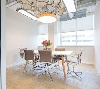Bernard Street WC1 office space – Meeting/Boardroom.