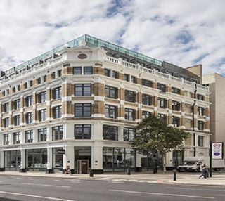 Farringdon Road EC1 office space – Building External