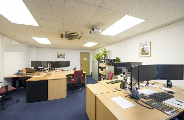 Lombard Road SW19 office space – Private Office (different sizes available).
