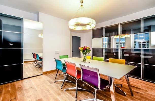 Tabernacle Street EC1, EC2 office space – Meeting/Boardroom.