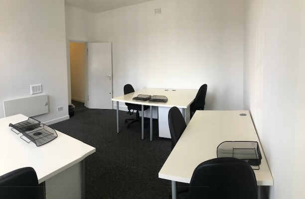 Tabernacle Street EC1, EC2 office space – Private Office (different sizes available).