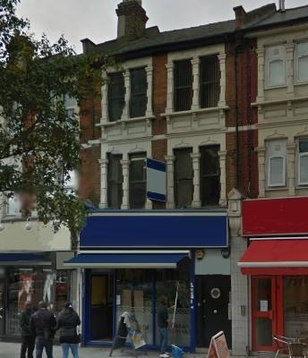 Chapel Road IG1, IG6 office space – Building External