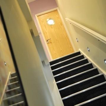 Chapel Road IG1, IG6 office space – Hallway