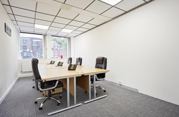 Old Marylebone Road NW1 office space – Private Office (different sizes available).