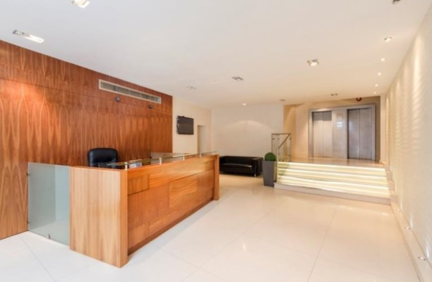 Old Marylebone Road NW1 office space – Reception