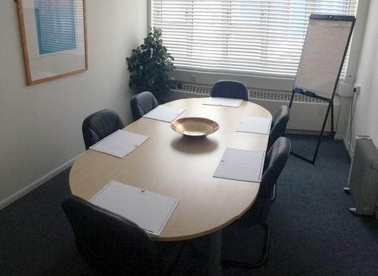 Basin Road North BN3 office space – Meeting/Boardroom.