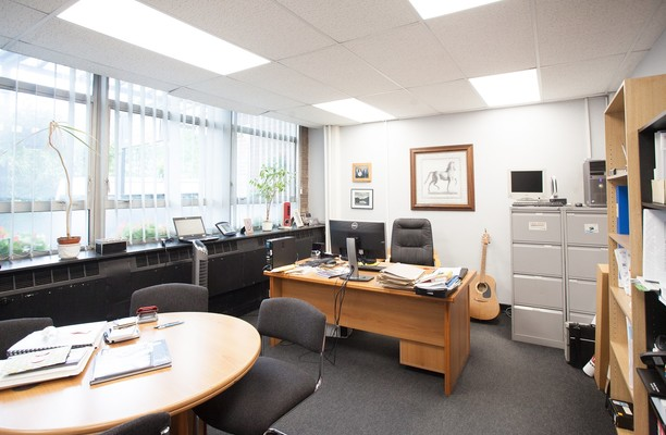 Greenhill  Crescent WD1, WD2 office space – Private Office (different sizes available).