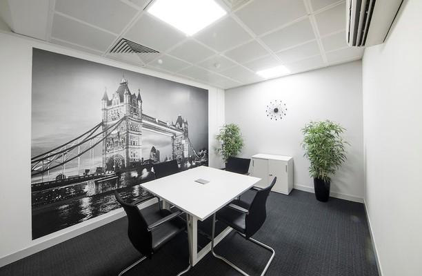 The Ring RG12, RG42 office space – Meeting/Boardroom.