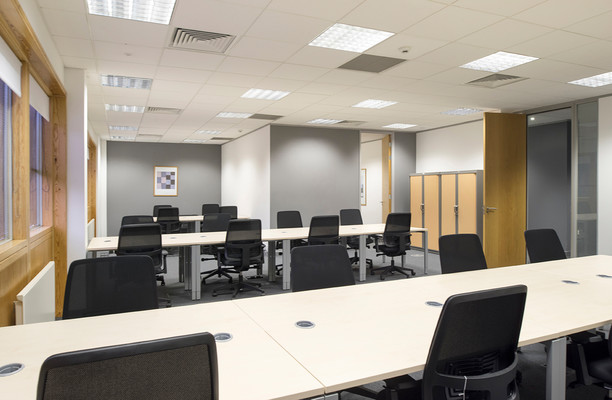 Redheughs Rigg office space – Private Office (different sizes available).