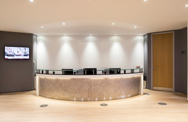 Redheughs Rigg office space – Reception