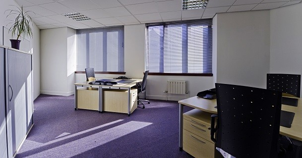 Berry Street office space – Private Office (different sizes available).
