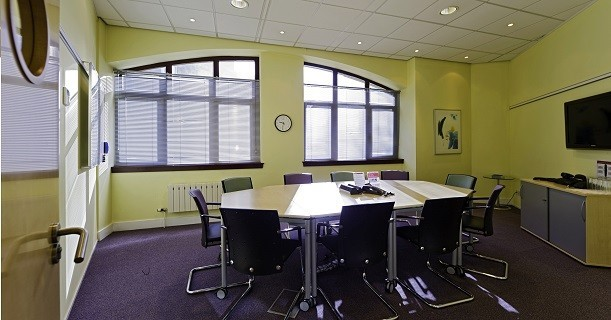 Berry Street office space – Meeting/Boardroom.