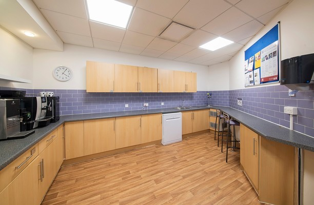 Prince Street BS1 office space – Kitchen