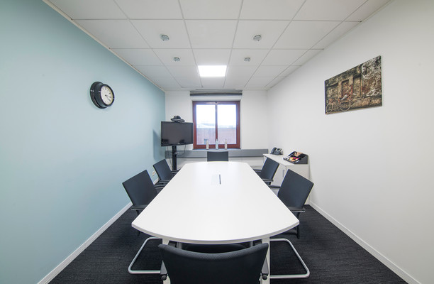 Prince Street BS1 office space – Meeting/Boardroom.