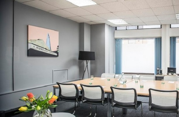 Borough High Street SE1 office space – Meeting/Boardroom.