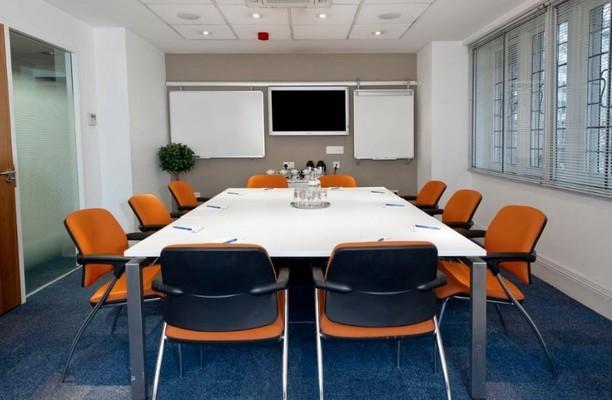 Kingsway WC1 office space – Meeting/Boardroom.