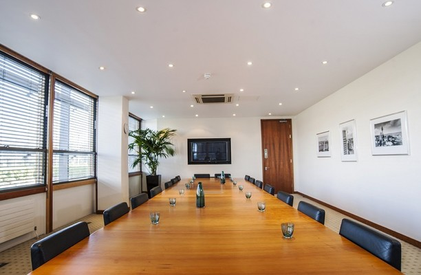 The Square UB11 office space – Meeting/Boardroom.