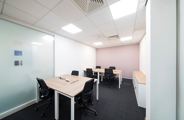 Highbridge UB8 office space – Private Office (different sizes available).