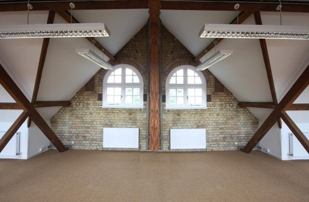 Rosebery Avenue EC1 office space – Private Office (different sizes available).