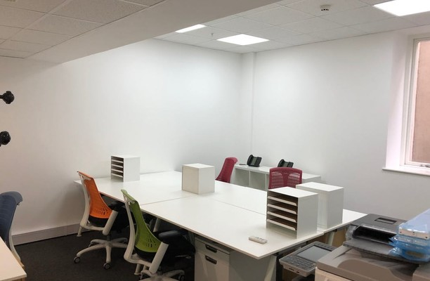 Upper Street N1, N7 office space – Private Office (different sizes available).