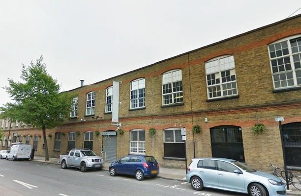 North Road N7 office space – Building External
