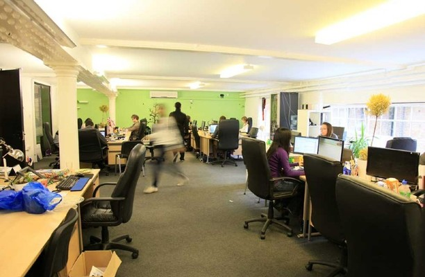 North Road N7 office space – Private Office (different sizes available).