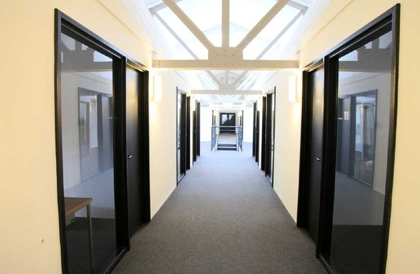 North Road office space – Hallway