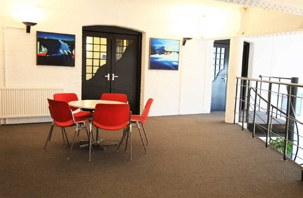 North Road N7 office space – Break Out Area
