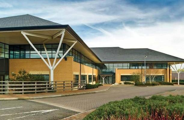 Brunel Road RG1, RG2, RG4, office space – Building External
