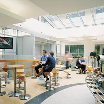 Brunel Road RG1, RG2, RG4, office space – Break Out Area
