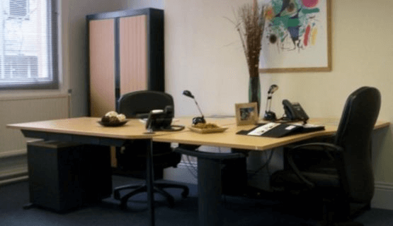 Wheeler Gate NG1 office space – Private Office (different sizes available).