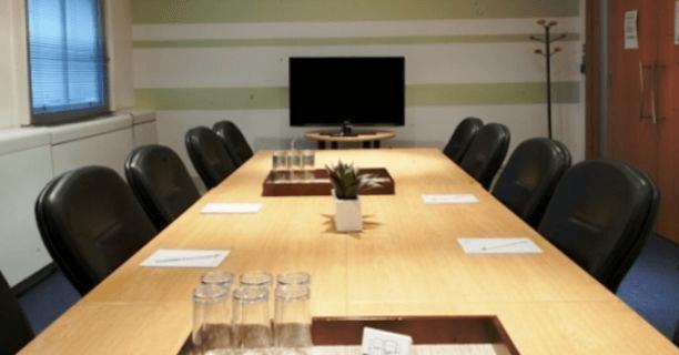 Wheeler Gate NG1 office space – Meeting/Boardroom.